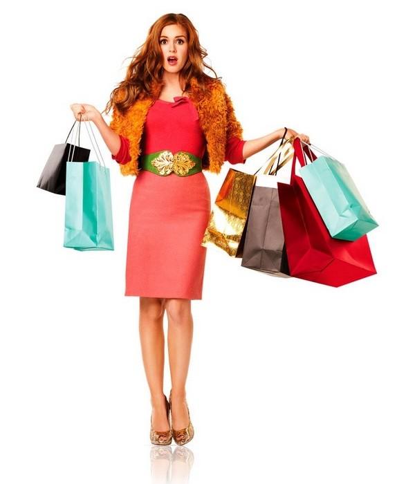 Camille un point c'est tout shopping